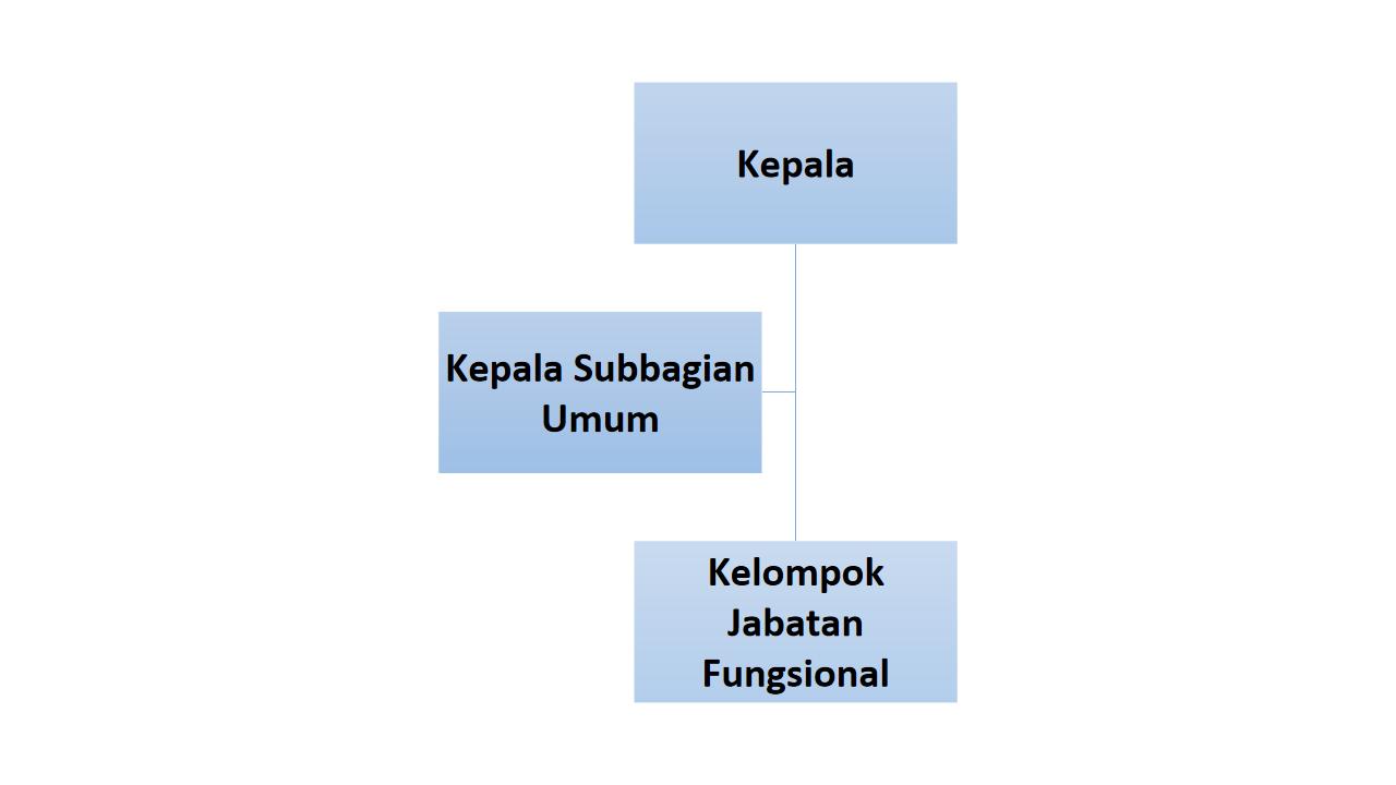 Struktur Organisasi BPS Kota Bandung